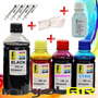 650ml Kit Tinta Recarga Cartuchos Impressora Hp Epson Canon<br><strong class='ch-price reputation-tooltip-price'>R$ 39<sup>99</sup></strong>