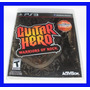Guitar Hero Ps3 Warriors Of Rock Playstation 3 Rock Band