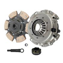 Stage 2 Kit De Clutch 2004-2014 Mazda 3 2.3l L4 Dohc