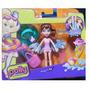 Polly Pocket Amigas Parque Aquático Lila - Mattel
