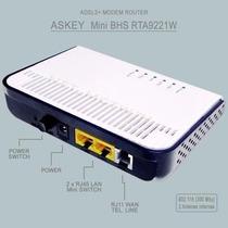 Modem Router Wi Fi Askey Speedy Arnet