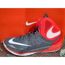 Zapatillas Nike Prime Hype Df 2 Basket Alta Gama Botitas