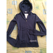 Chamarra Hoodie Abercrombie & Fitch T- Xs - S Original