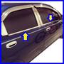 Lamevidrios Cromados Chevrolet Aveo Sedan-emotion-gt-family