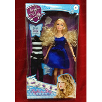 Rara Boneca Taylor Swift * Fashion Collection * Barbie