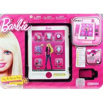 B Book Barbie Organizador Interactivo Jugueteria El Pehuen