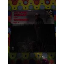 Antonio Aguilar Con Tambora Lp1990 Disco De Oro Vol.2