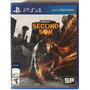 Infamous Second Son Ps4 Sellado San Miguel Mercadoenvios