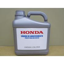 Líquido De Arrefecimento (aditivo Radiador) Original Honda