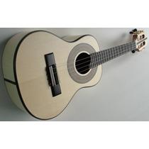Cavaco Luthier Araujo Faia Top Com Case E Garantia