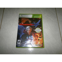 Devil May Cry 4 Nuevo Y Sellado Para Xbox 360,excelente