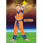 Disfraz Dragon Ball Z Goku Completo! Original Candela Jiujim