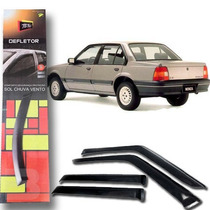 Calha Defletor De Chuva Chevrolet Monza 1984 / 1996 Tg Poli