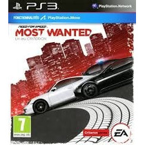Need For Speed Most Wanted - Ps3 Midia Digital