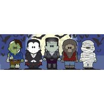 Rompecabezas Heye De 1000 Piezas: Weenicons: Halloweenies