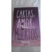 Libro Cartas Der Amor A Los Muertos / Ava Dellaira