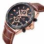 Reloj Cronografo Megir Modelo 3001rym