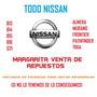 Soportes Y Bases Nissan B13 B14 B15 Almera B16 Tiida Murano