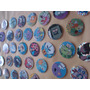 Lote 80 Tazos Nuevos Mundo Cartoon Network (40 Diferentes)