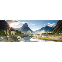 Rompecabezas Heye De 1000 Piezas: Milford Sound, New Zeland