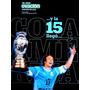 Uruguay Campeón Copa América 2011 Fútbol Ovación De Lujo