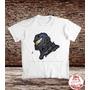 Camiseta Filmes Círculo De Fogo / Pacific Rim Robôs Jaegers