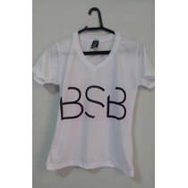 Camiseta Backstreet Boys Brasil Bsb 2015 - Compre 3 Leve 4