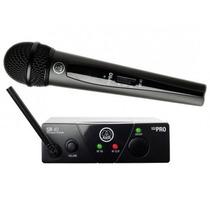 Akg Microfone Sem Fio De Mao Wms40 Mini Vocal Set