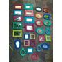 Espejos Divertidos De Colores! Packx2 Sale***réplica Antiguo