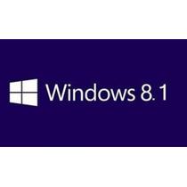Windows 8.1 Pro 32/64 Português Cartão Key Fpp