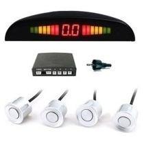 Parking Sensor De Estacionamento Ré 4 Sensor Lbcr2500-4ptmn