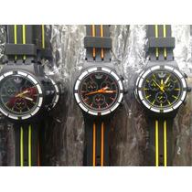 Kit/lote 10 Relógio Masculino Silicone Pulso Atacado/revenda