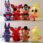 Peluches Personajes Nights At Freddy 30 Cms $ 8.000 C/u<br><strong class='ch-price reputation-tooltip-price'>$ 8.000</strong>