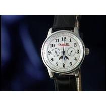 Relógio Enzo Bellini, Indicador Dia E Noite,design Italiano