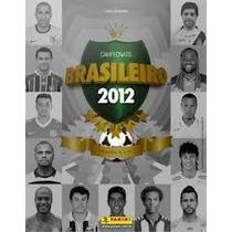 Álbum Capa Dura Brasileiro 2012 P/ Colar +.novos Contratados