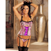 Sexy Corset Mujer Shirley Of Hollywood 29038 Buetier Knit