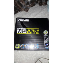 Placa Mãe Asus M5a 78l-mlx/br