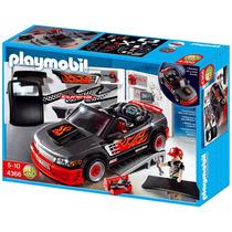 Playmobil 4366 Coche Tunning Con Sonido (caja Maltratada)
