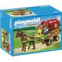 Playmobil 5228 Carreta Con Poni Envio Gratis