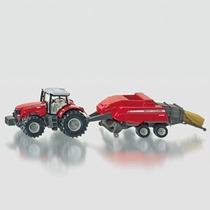 Siku 1951 - Tractor Massey Ferguson 869 -e1:50 - Coleccion
