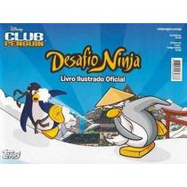 Desfio Ninja Club Penguim - 25 Códigos Destrave Itens