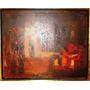 Pintura Gran Oleo S/tela Original De Bruno Venier