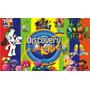 Super Mega Colección De Juegos Pc Discovery Kids Lo Máximo