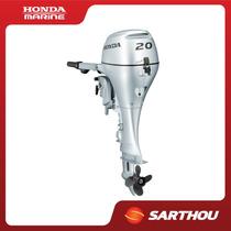 Motor Honda Fuera De Borda Bf 20 Hp 4t Pata Larga Sarthou