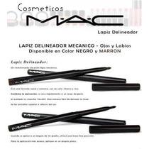 Delineador Retractil Mac Mayor Y Detal Maquillaje