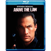 Blu Ray Nico Above The Law Steven Seagal Tampico Madero