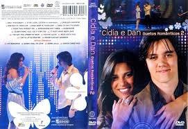 dvd cidia e dan duetos romanticos 2