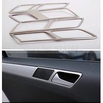 Enbellecedor Aluminio Puertas Jetta Mk6 Gli 2012 2017 Manija