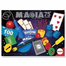 Juego De Magia 75 Trucos Antex Mejor Precio!!