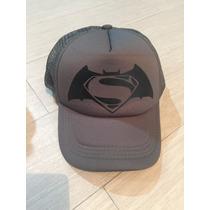 Gorra Batman Vs Superman Comics Varios Colores